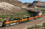 BNSF 6998